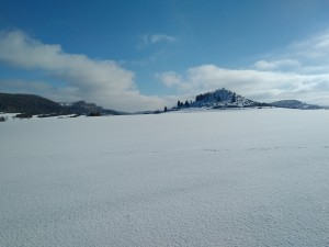 2017-01-06 13-03-50 SALMENDINGEN KORNBÜHL Schneeschuhwandern