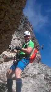 DOLOMITEN Klettersteig (Peter) 2015-08-03 10-37-42