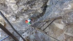 DOLOMITEN Klettersteig (Peter) 2015-08-04 11-10-00