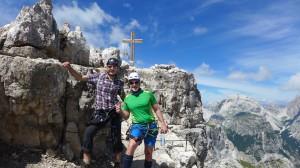 DOLOMITEN Klettersteig (Peter) 2015-08-04 12-03-45